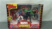 Marvel Legends Young Avengers Action-Figure Pack NIB